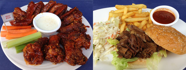 An introduction to Jerry's BBQ Cuisine - Down South USA Ribs, Golden Deep Fried Mushroom, Buffalo Wings and more..